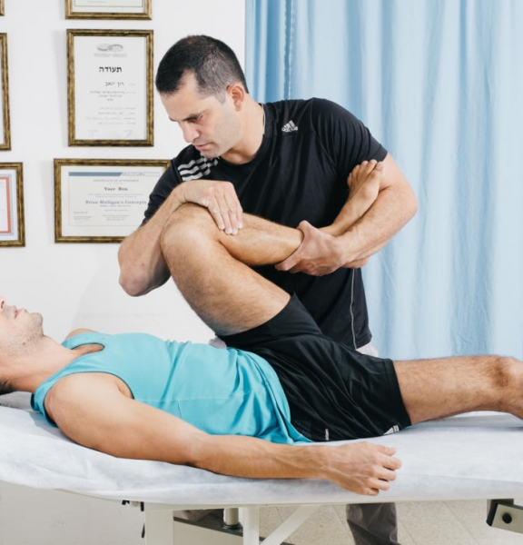 Treatment of hip and lower back pain