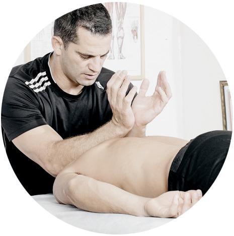 טיפולי תחזוקה לעוסקים בספורט בקליניקה לפיזיותרפיה יואב רון