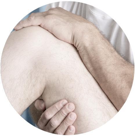 הפחתת עומסים בכאבי ברכיים - יואב רון פיזיותרפיה