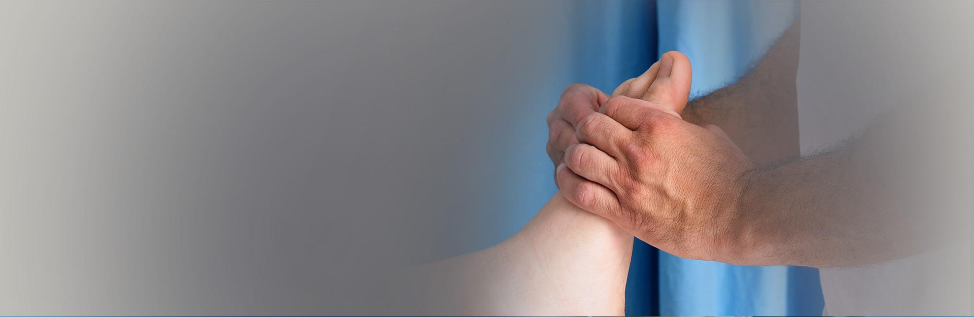 בדיקת צורך במדרסים - יואב רון פיזיותרפיה